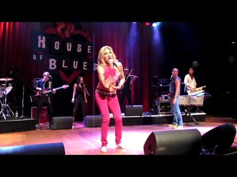 Debbie Gibson-Live! 80's medley
