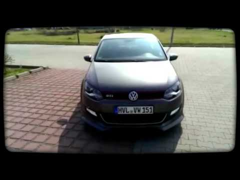 vw polo 6r tuning u tube scheinwerfer dectane funnydog tv. Black Bedroom Furniture Sets. Home Design Ideas