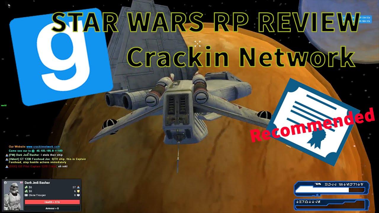 STAR WARS RP #2 - des traitre dans lempire [Gmod FR