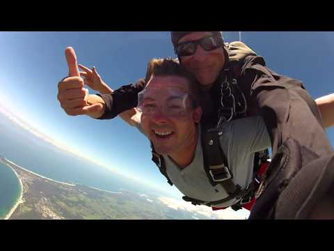 Skydive Australia Executive Package