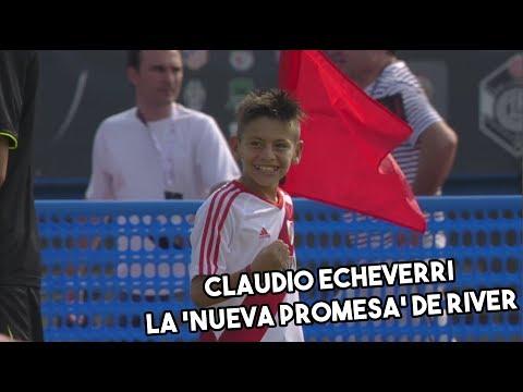 Claudio Echeverri ● ¿Nuevo crack de River? ● Goles, asistencias, jugadas 2017