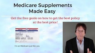 Medicare Supplements Made Clear