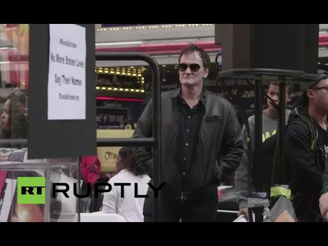 LIVE: Protest against police brutality takes to streets of NYC