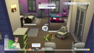 The sims 4 : 100 baby challenge : everyones dying