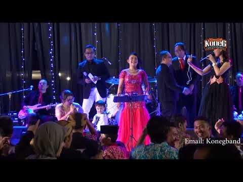 KONEG LIQUID - Ana V, Aneth K & Fitri A - PIKIR KERI [Cover KONEG] - [Wedding IRMA & INDRA]