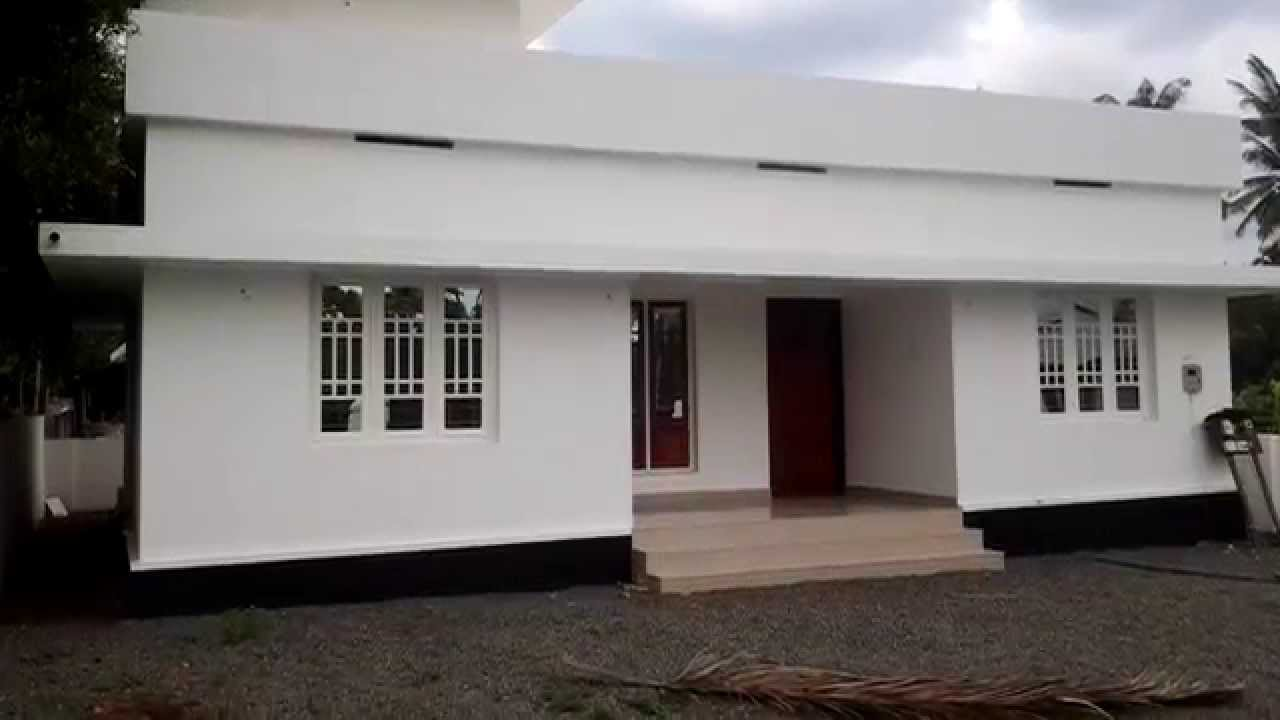small budget beautiful new house for sale in karukutty angamaly ernakulam kerala youtube - Medium House 2016