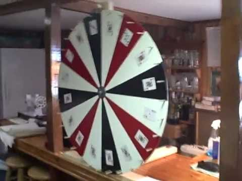 The Prize Wheel I made For the Spring Break in Vegas Retreat.mp4