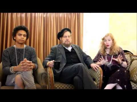 The Academy for Future Science Drs. J.J. & Desiree Hurtak Interview pt. 1