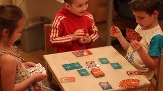 Настольная игра Спящие Королевы(Настольная игра Спящие королевы - это чудесная семейная забава, которая к тому же помогает тренировать..., 2015-06-18T15:34:59.000Z)