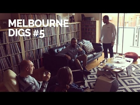 Day 5 - The Searchers & Round & Round Records + Vinyl Community Melbourne Chapter Meetup!