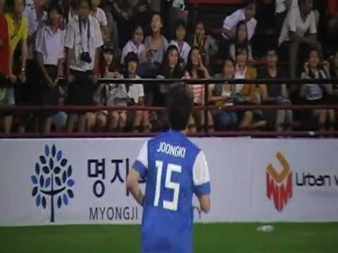 Song Joong Ki  @ Asian Dream Cup 2012 Thailand