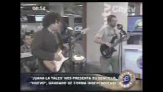 Promoción Juana La Tales City TV Arriba Bogota