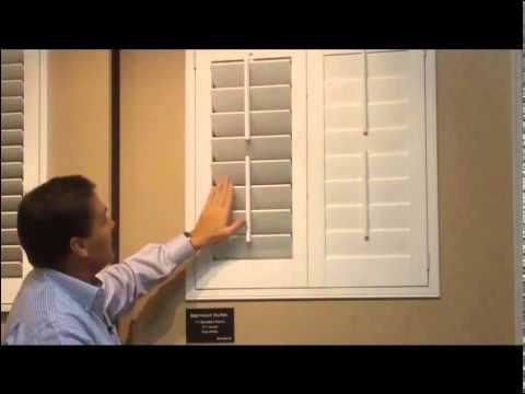 Faux Wood Blinds and Shutters in Houston