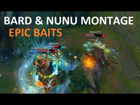 Tuyển tập các màn phối hợp của Nunu và Bard