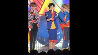 Youngjae 직캠 Fancam Got7 34 딱 좋아 Just Right 34 Stage A Mbc Show Music Core