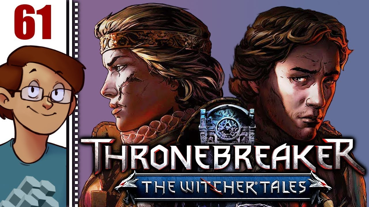Let's Play Thronebreaker: The Witcher Tales Part 61 - Blood Sacrifice
