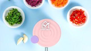 [주방용품] 간편한 야채다지기 - 볶음밥 이유식 강력추…