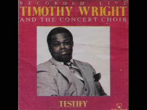 Timothy Wright-Tell Him What You Want