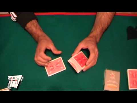 Trucos revelados con cartas de poker casino munich blackjack