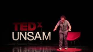 El desafío de jugar | Daniel Naveiras | TEDxUNSAM