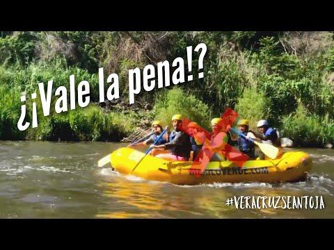 Rápidos de veracruz Jacomulco  ¿VALEN LA PENA? / Veracruz se antoja Capitulo 2