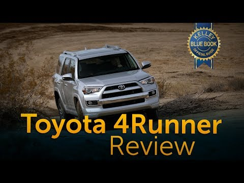 2019 Toyota 4Runner - Review & Road Test