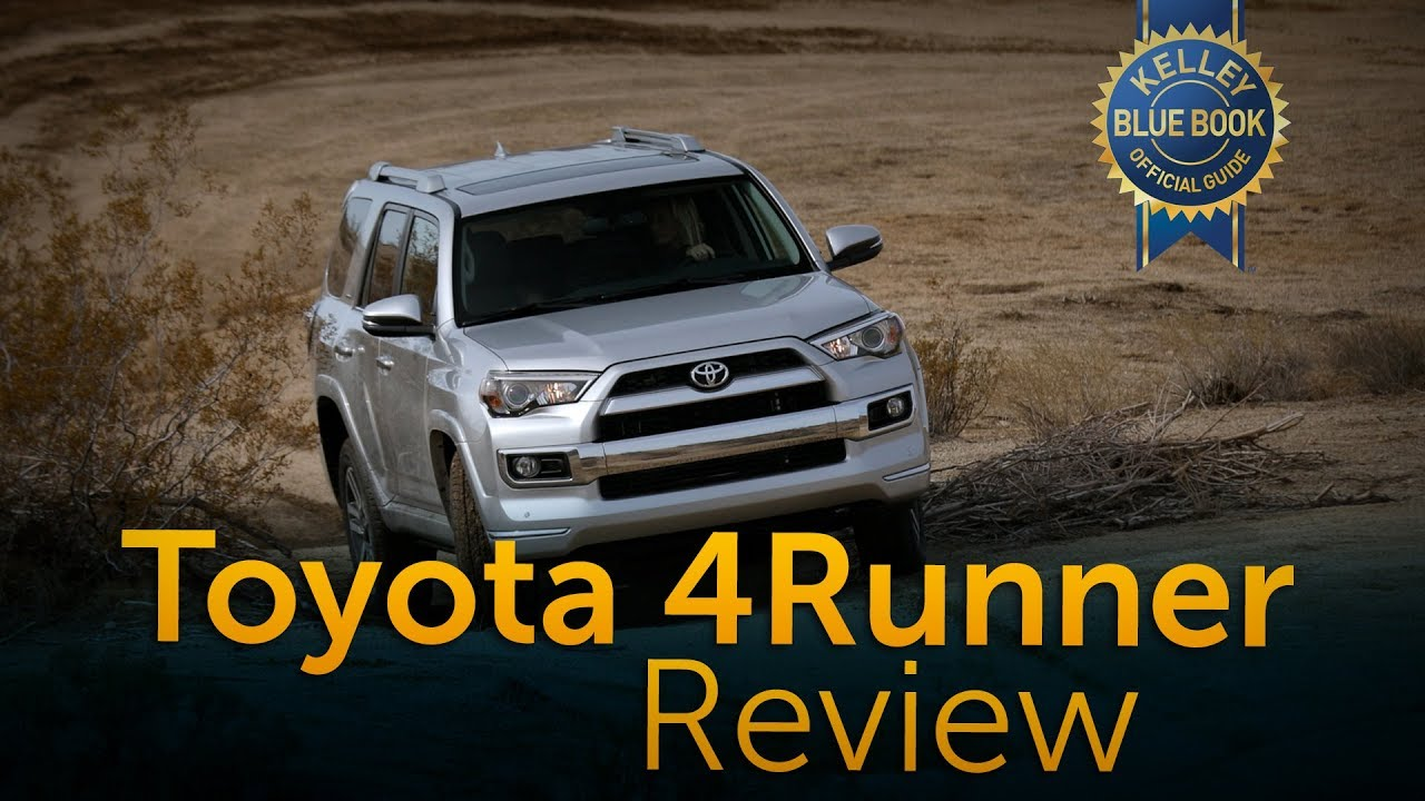2018 Toyota 4Runner – New Info: It Will Not Receive Big Changes >> 2019 Toyota 4runner Review Road Test