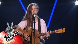 Noa - 'Dollhouse' | Blind Auditions | The Voice Kids | VTM