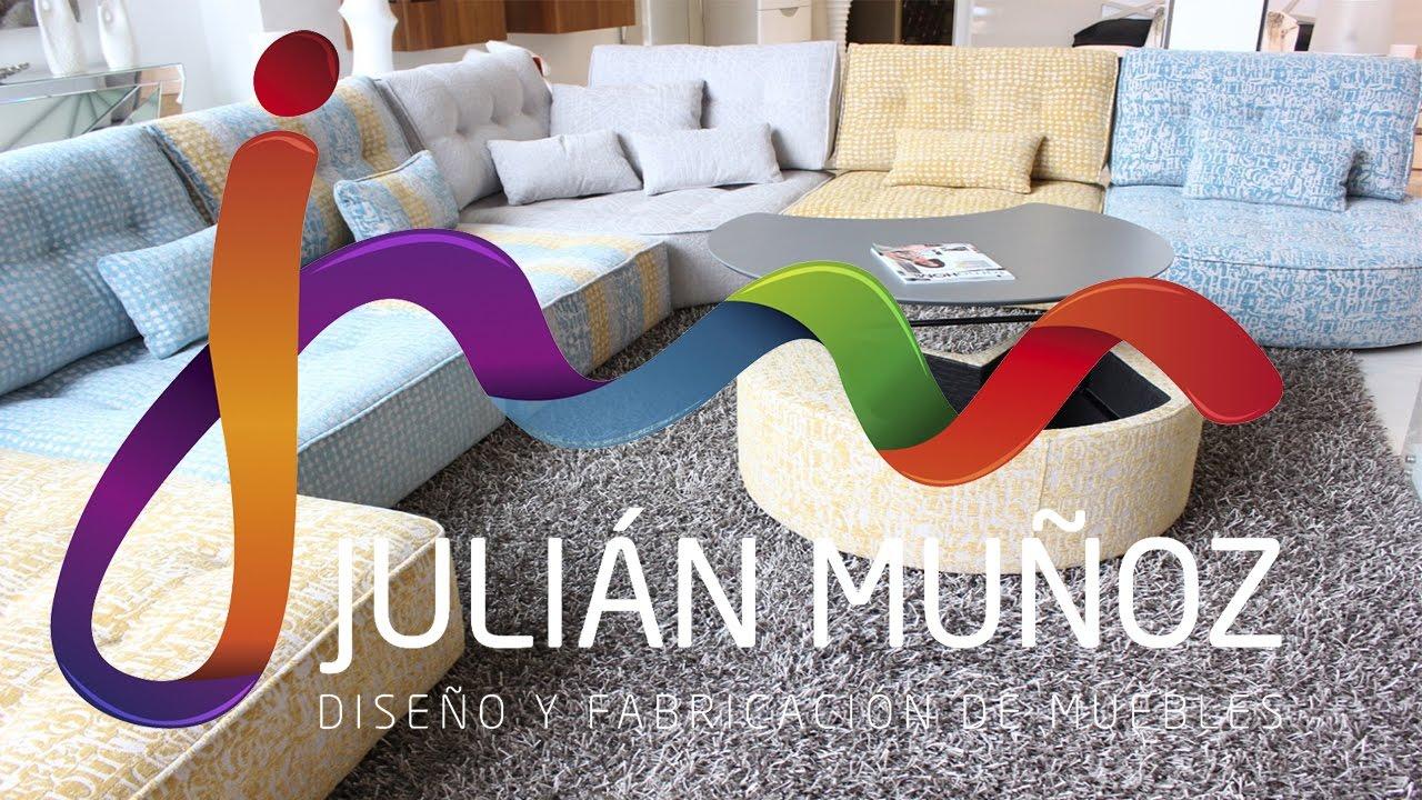 Diseño y Fabricación de muebles Julián Muñoz Ceuta - YouTube