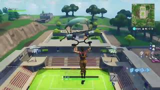 The New Football Stadium in FORTNITE !