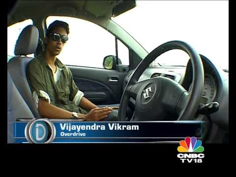 Maruti Suzuki Ritz test on Long Term Update