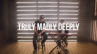 Truly Madly Deeply - Savage Garden (Cover by Travis Atreo)