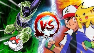 dragon-ball-z-abridged-cell-vs-ash-ketchum-cellgames-teamfourstar