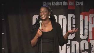 Ava Vidal - Stand up against Racism (some bad language)