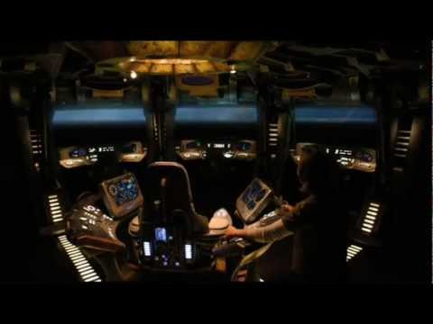 Stargate Universe - Rush Finds The Bridge