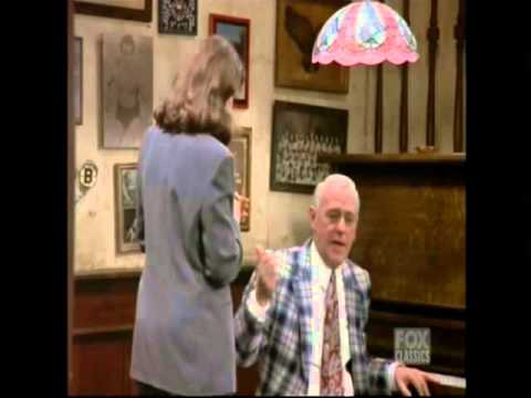 John Mahoney on Cheers