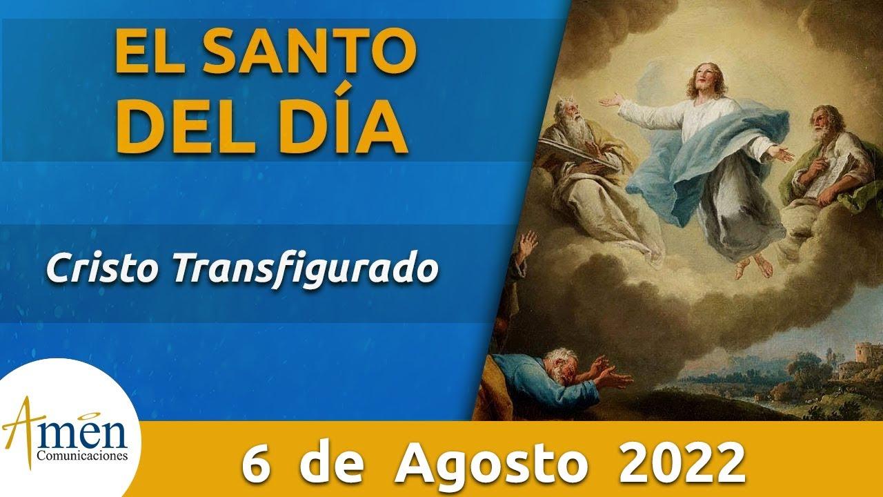 Cristo Transfigurado l Jueves 6 de Agosto de 2020 l Padre Carlos Yepes