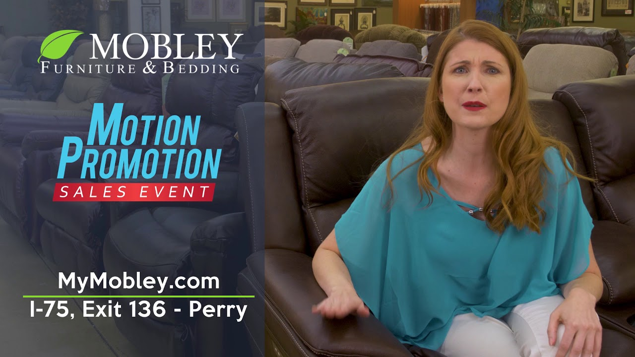 Mobley Furniture Outlet: Motion Promotion Sales Event