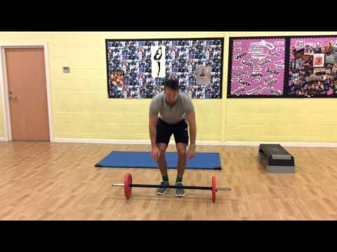 Mr Woods Circuit training (1)