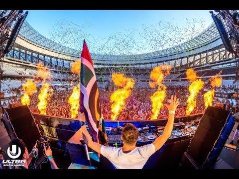 @Ultra South Africa 2018 - Armin Van Buuren, Afrojack, Axwell /\ Ingrosso, Hardwell, Malaa,Carnage