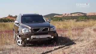 Volvo XC90 test drive