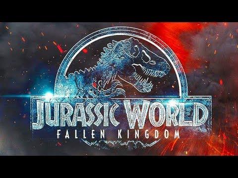Jurassic world: El reino caído, Tráiler 2 (Español) - Estreno 8 Junio (España)