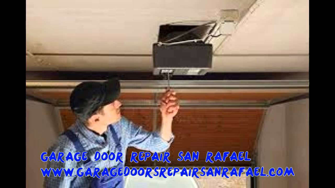 Garage Door Repair San Rafael