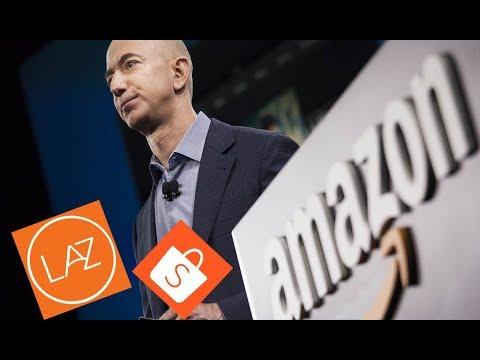 Amazon vào Việt Nam các thương hiệu như Lazada, Tiki sẽ phải đối đầu như thế nào?