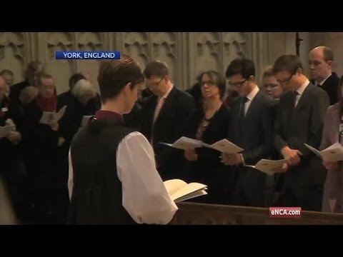 First female bishop for Church of England