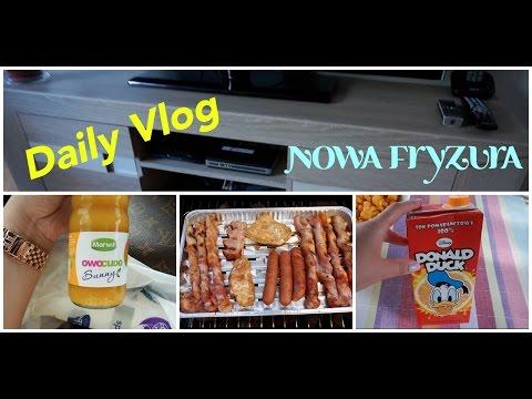 Daily Vlog - Nowa Fryzura