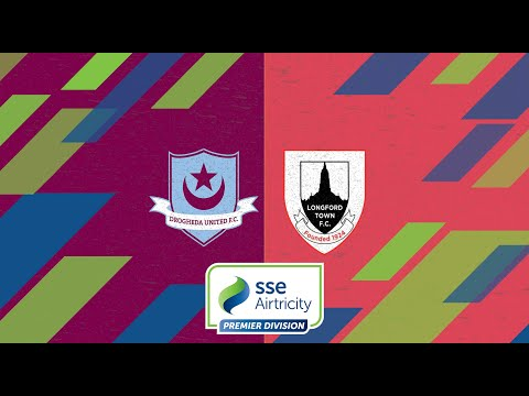 Premier Division GW30: Drogheda United 2-0 Longford Town