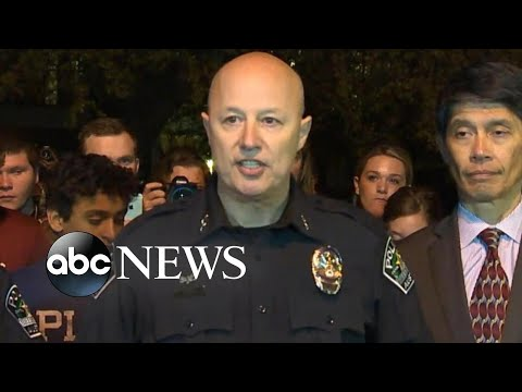 Investigators on the hunt for serial bomber terrorizing Austin, Texas