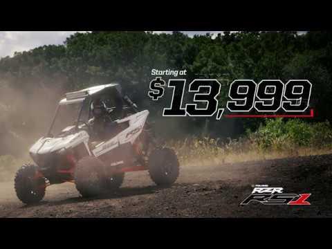 2018 RZR RS1 | Details & Discussion | Doovi
