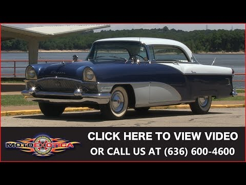 1955 Packard Clipper Super Panama Hardtop || For Sale